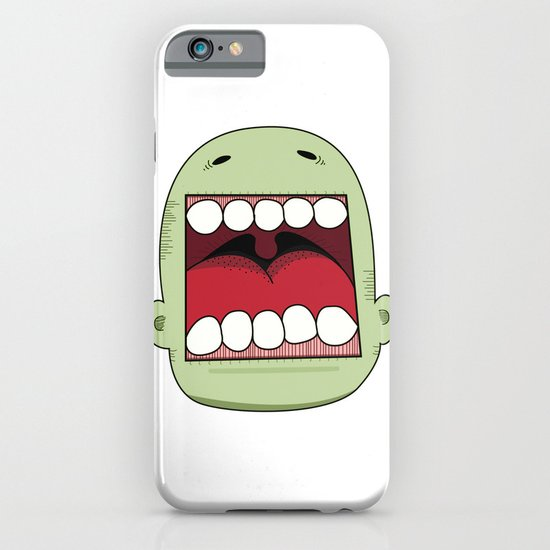Loud Mouth iPhone & iPod Case