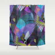 Shake The Bottle ! Shower Curtain