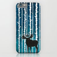 King Of The Forest iPhone 6 Slim Case