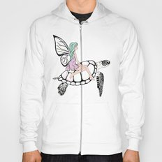 Fairy/ Turtle  Hoody