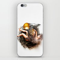 Empty Nest iPhone & iPod Skin