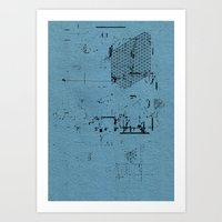 USELESS POSTER 18 Art Print