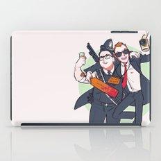Three Flavours Cornetto iPad Case
