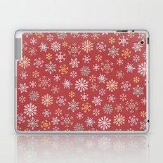 christmas snow Laptop & iPad Skin