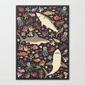 Oceanica Canvas Print