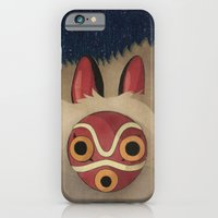 iPhone & iPod Case featuring SAN by Greg Stedman Illustration
