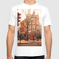 The SPICE Of LIFE Mens Fitted Tee White SMALL