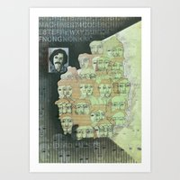 The Individualist Art Print