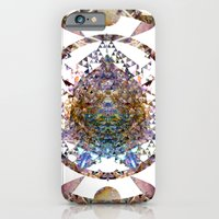 iPhone & iPod Case featuring Mandala by alleira photography