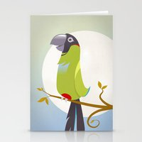 Nanday Conure Stationery Cards