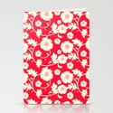 Very Floral Stationery Cards