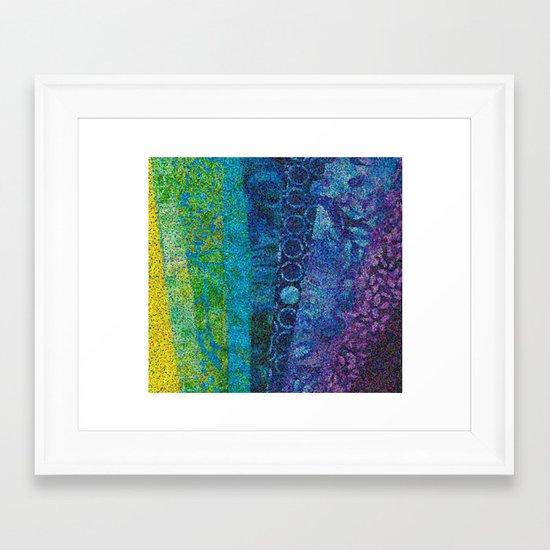 TwentyFourSeven Framed Art Print