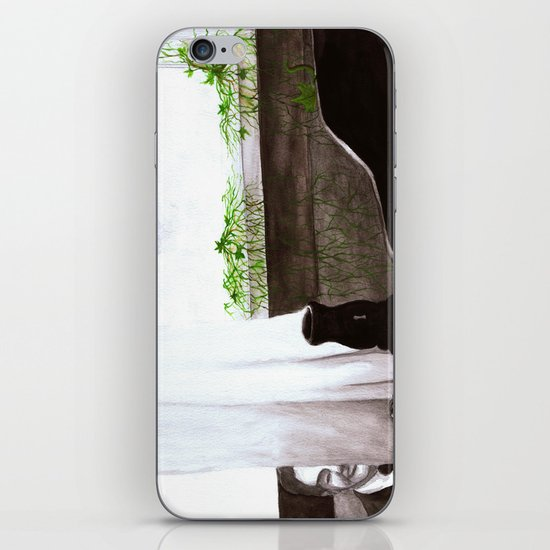"""""""Give Up"""" by Cap Blackard iPhone & iPod Skin"""