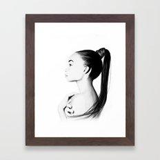 Ashley Moore  Framed Art Print