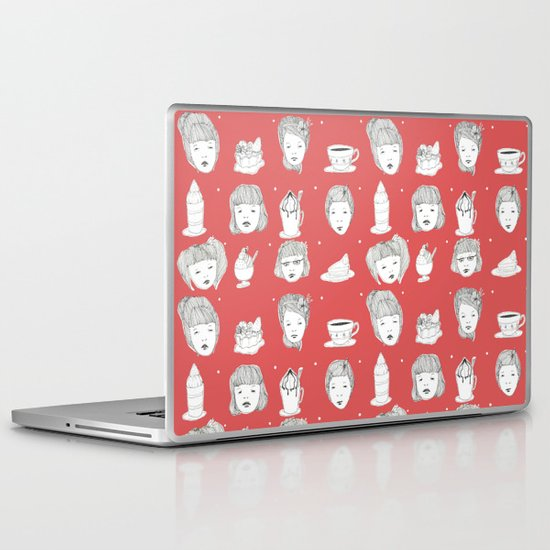 Sweet Girls Laptop & iPad Skin
