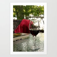 Recipe For Relaxation Art Print