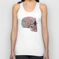 life in cycles Unisex Tank Top