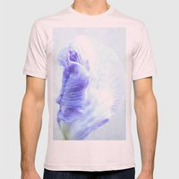 Concrete Beauty Mens Fitted Tee Light Pink SMALL