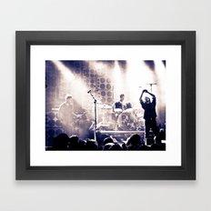 Pearl Jam Framed Art Print