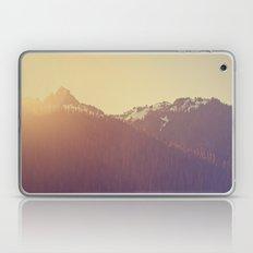 Sunrise over the Mountains Laptop & iPad Skin