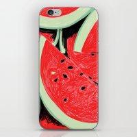 Watermelon, 2013. iPhone & iPod Skin