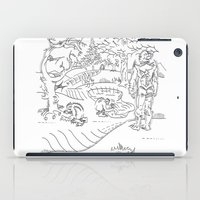 First Contact iPad Case