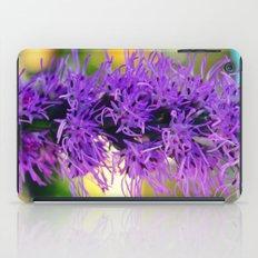 Purple Luck iPad Case