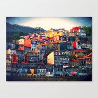 Porto  Canvas Print