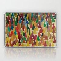 Colorful Conifers Laptop & iPad Skin