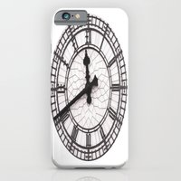 iPhone & iPod Case featuring The Countdown is on by liberthine01