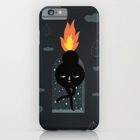 Mimu & The Fireboy iPhone & iPod Case