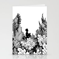 Commune With Nature Stationery Cards