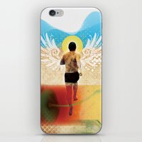 Summer is Gone iPhone & iPod Skin