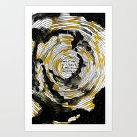 I Fell In Love With The … Art Print