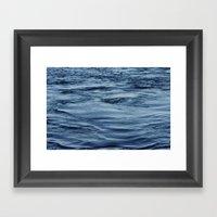 Lake Michigan - Chicago,… Framed Art Print