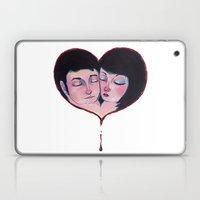 Bleeding Heart Laptop & iPad Skin