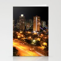 Gold Coast Highway Stationery Cards
