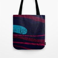Bramble Fox Tote Bag