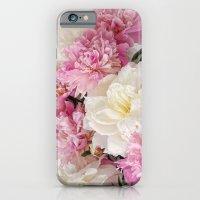 Pionies iPhone 6 Slim Case