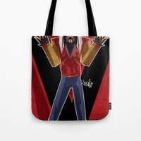 Thriller Time Tote Bag
