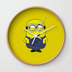 MINION (COLORS) Wall Clock