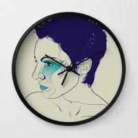 Pixiedust Wall Clock