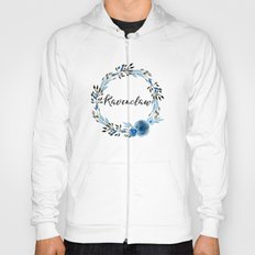 HP Ravenclaw in Watercolor  Hoody