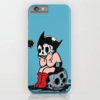 Pondering AstroSkull iPhone 6 Slim Case