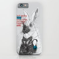 iPhone & iPod Case featuring Politics by YONIL