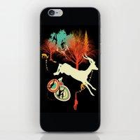 African Life iPhone & iPod Skin
