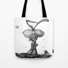 Ed Jack Rabbit Tote Bag