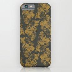 Ginkgo Fossils - Dark Slim Case iPhone 6s