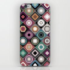 festival dusk diamond iPhone & iPod Skin