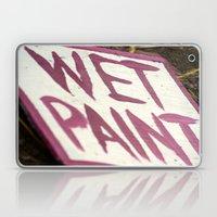 Wet Paint Laptop & iPad Skin